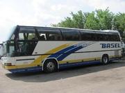 Пассажирские перевозки по Украине,  России,  Европе