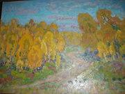 Продам картины Георгия Колосовского.