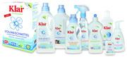 Безопасная,  экологически чистая,  органическая  бытовая химия KLAR в интернет магазине http://www.organic-club.com.ua