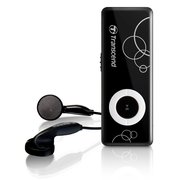TRANSCEND T.sonic 300 black MP3 Player 8 Gb