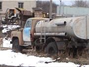 продам пожарний автомобиль на базе газ 53