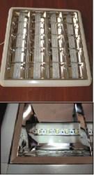 Светодиодный потолочный светильник типа Армстронг ЛВО 4х18