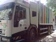 Сдаем в аренду и продаем мусоровозы и евроконтейнеры
