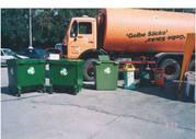 мусоровоз Mercedes-Benz 2222 6x4