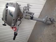 Лодочный мотор Honda BF 2, 3D