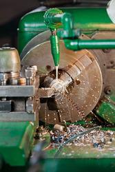 Токарные работы,  Изготовление вал-шестерен и зубчатых колес