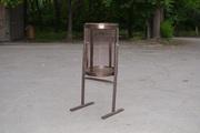 Скамейки,  стулья,  лавки,  урны металлические