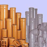 Трубы ПВХ и фитинги для наружной канализации Запорожье