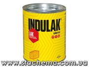 Полуматовый полиуретановый водорастворимый лак INDULAK