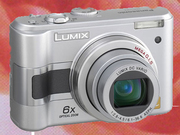 Фотоаппарат Panasonic  Lumix DMC-LZ3.