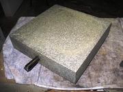 Продам плиту поверочную и разметочную гранитную КЛ-0,  400х400 мм.