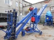 Зернометатели усиленный ЗМ-80У,  ЗМ-100