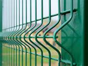 Панель заборная оцинкованная с ПВХ покрытием