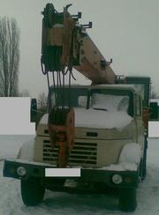 Продаем автокран КС-4574А Силач,  г/п 22, 5 тонн,  КрАЗ 65101,  1995 г.в.