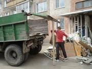 Вывоз строительного мусора Газель 2т в Запорожье