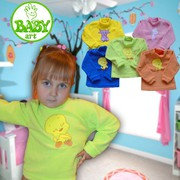 Дитячий трикотажний одяг за оптовими цінами