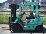 2 тонный автопогрузчик Митсубиси