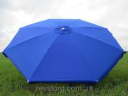 Зонт круглый 3, 5м очень прочный