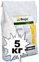 Форс 1, 5G почвенный инсектицид фасовка 5кг.