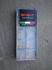 Твердосплавные вращающиеся вставки для стали VANDURIT