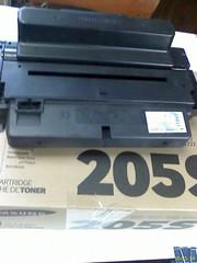 Оригинальный тонер-картридж Samsung MLT-D205S