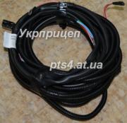 Электропроводка прицепа 2 ПТС-4.