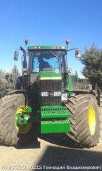 Трактор Сільськогосподарський Джон Дір 7810 John Deere
