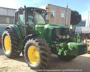 Трактор Джон Дир 6920 S John Deere Сільськогосподарський