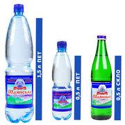 Продаем воду минеральную крупным оптом
