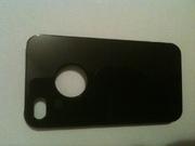 Непрозрачный черный чехол для iPhone 4,  iPhone 4S