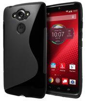 S-line TPU силикон чехол Motorola Moto Maxx XT1225,  DROID Turbo ХТ1254