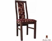 Классический стул из дерева,  Стул Нефри