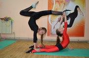 Школа гимнастики сообщает о наборе новой группы!