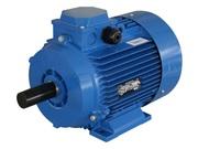 Электродвигатель електродвигатель двигатель АИР71 А2 0.75 кВт на 3000 об/мин