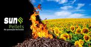 Продаем пеллету (топливные гранулы) из лузги подсолнуха
