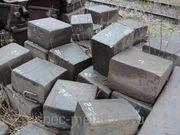 Металлопрокат поковки прямоугольные сталь ШХ15