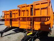Реставрация грузовых прицепов.
