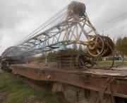 Продаем железнодорожный кран EDK 300/2 Takraf,  60 тонн,  1989 г.п.