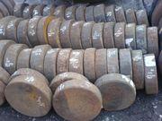 Поковки круглые сталь 17Г1С