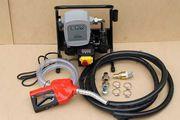 АЗС для перекачки ДТ с механический счетчиком Geko Mini 2200 WAT 40л/м