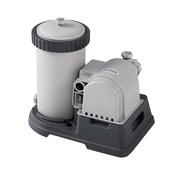 Картриджный фильтр насос Intex 28634,  мощностью 9 463 лч
