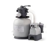 Песочный  насос фильтр Intex 28648 Sand Filter Pump,  мощностью 10 000 лч