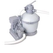 Песочный  насос фильтр с озонатором Bestway 58402 (58286) Sand Filter Pump,  м