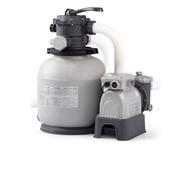 Песочный насос фильтр Intex 28652 Sand Filter Pump,  мощностью 12 000 лч