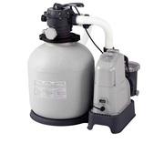 Песочный насос с хлоргенератором Intex 28680 (56682  28682),  мощностью