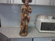 Продам статуэтку «Курильщик»