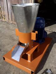 Гранулятор бытовой с плоской матрицей 150мм