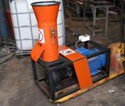 Гранулятор комбикорма и пеллет пг-2м 11, 0квт 380в до 200 кг.час Гранул