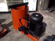Измельчитель сена, соломы, камыша 1.5 кВт до 50кг/час Сенорезка, Траварез