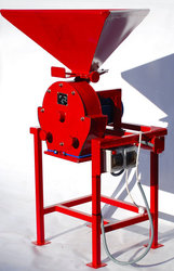 Зернодробилка дробилка ДКУ на 4 кВт до 650 кг/час 220-380В Кормоизмельчитель